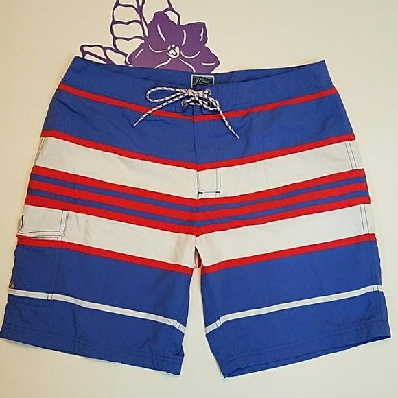 de43bce779 J. Crew Swim | Jcrew Mens Shorts Trunks 0079 | Poshmark